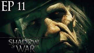 Middle-earth: Shadow of War Parte 11 - Suladân (PC Gameplay em Português) - Sem Comentários