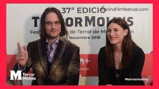 BLOOD PARADISE: entrevista al director Patrick von Barkenberg i la protagonista Andréa Winter