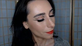 Warning: Graphic Content | Editorial Makeup | New Products | Beautyliciousmom
