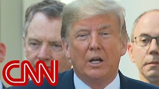 Trump: I don\'t think Kavanaugh lied