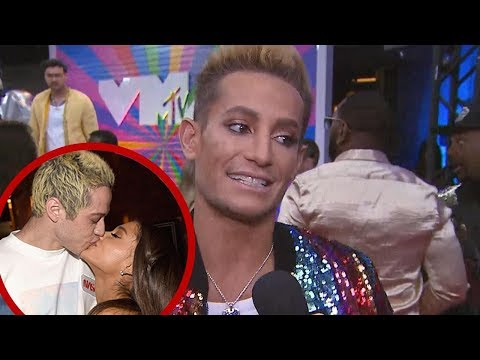 Ariana Grande's Brother Frankie Talks Her...