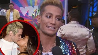 Ariana Grande's Brother Frankie Talks Her Upcoming Wedding to Pete Davidson (Exclusive)