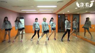 Video AOA - GET OUT  (Dance ver. / Practice Video) download MP3, 3GP, MP4, WEBM, AVI, FLV Juli 2018