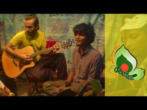Deho Ghori Kun Faya Kun || BackStage cover