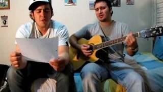 Cucho & Phillip - ABC (Cover de Sin Bandera)