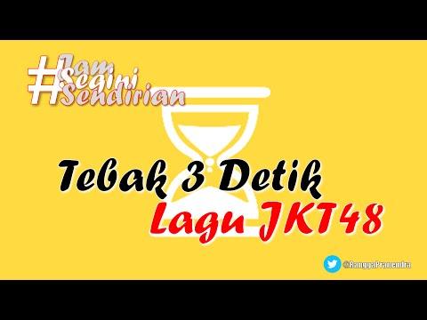 QUIZ: Tebak 3 Detik Lagu JKT48! #JSS [30]
