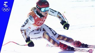 Alpine Skiing | Ladies' Super-G | Pyeongchang 2018 | Eurosport