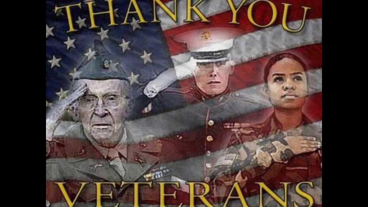 Veteran Salute To Salute Our Veterans...