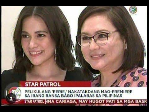 Bea Alonzo at Charo Santos Magsasama sa sang Horror Movie na
