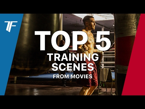 TOP 5: TRAINING SCENES FROM MOVIES