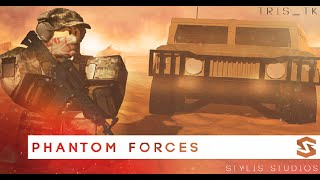 ROBLOX Malaysia | Phantom Forces AKM Review