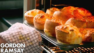 Gordon Ramsay's Yorkshire Pudding Recipe