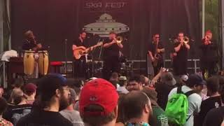 Dr Ring Ding: The Rule: May 27, 2018: SuperNovaSkaFestival, VA