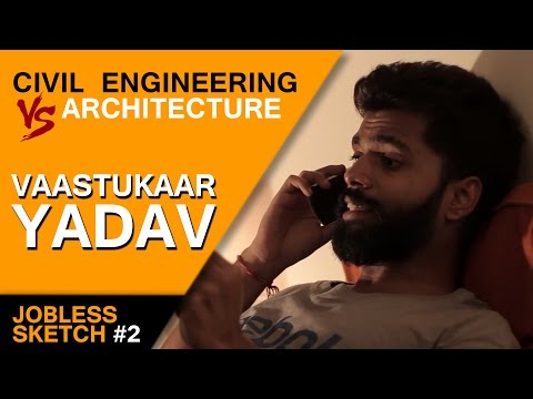 Civil Engineering V/S Architecture