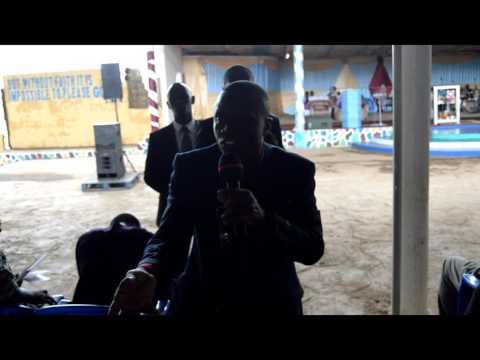 Pastor Francis A.M. Mambu