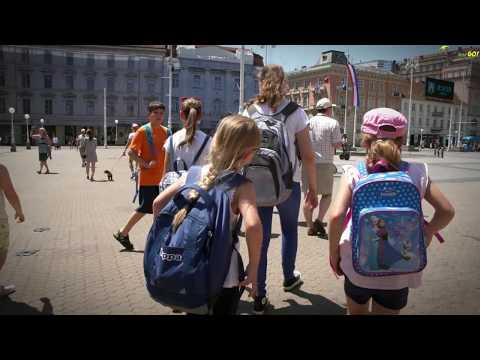 GMU 2017 - 300 nagrajenih otrok na izlet v Zagreb (GlobartGO! Travel)