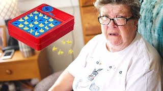 ANGRY GRANDMA HATES PERFECTION!