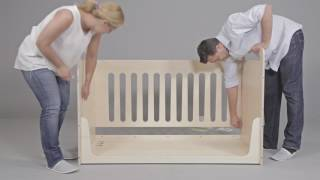 zoe assembly instructions crib bed desk