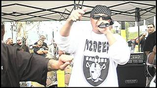 N2DEEP PERFORMING AT THE OAKLAND RAIDERS GAME 2007