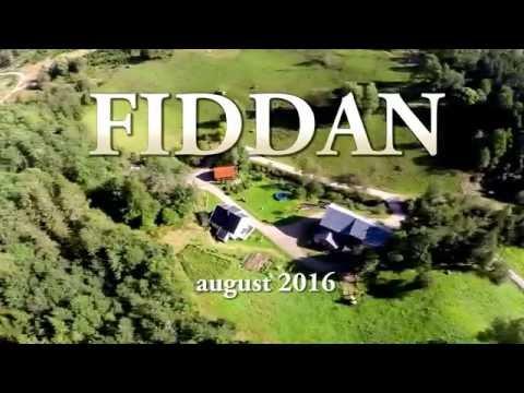 Fiddan by Air - En flytur over Fiddan