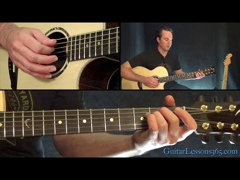 American Pie Guitar Chords Lesson - Don McLean