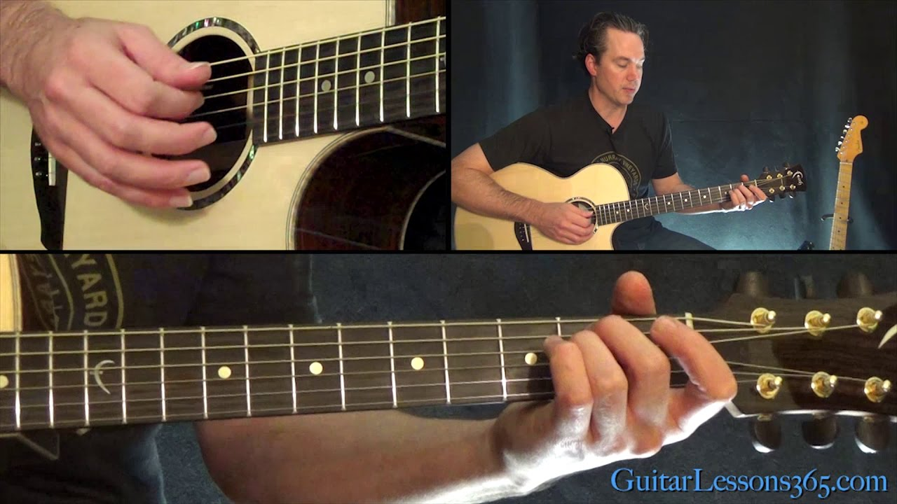 American Pie Guitar Chords Lesson Don Mclean Youtube
