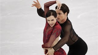 Canadian Figure Skaters Had To Tone Down Their 'Raunchy' Act