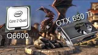 Unigine Heaven Benchmark on GTX 650 Ti