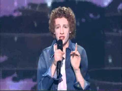Nouvelle Star 2010 - After Tonight - Benjamin (with lyrics)