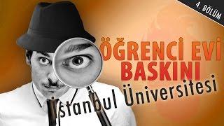 İstanbul Üniversitesi Öğrenci Evi Baskını - Hayrettin