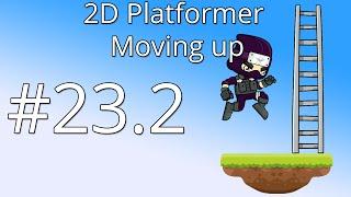 23.2: الوحدة 5 دروس للمبتدئين: منهاج 2D - تتحرك صعودا