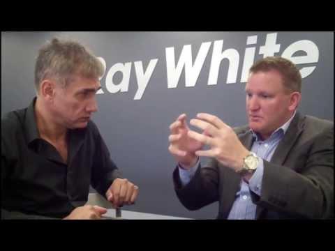 Tom Panos interviews Matt Sims - Ray White Ferntree Gully, VIC