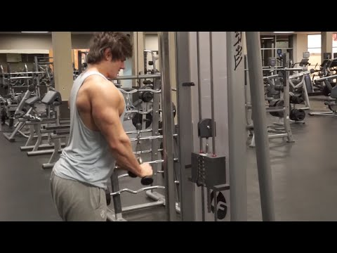 Chest Mondays w/ Jeff Seid Commentary