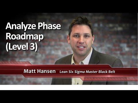 #16 Analyze Phase Roadmap Level 3