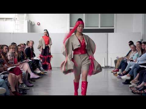 Winchester School of Art, BA Fashion Show, Show Two 2018