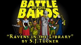 Battle of the Bards: Ravens in the Library