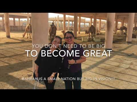 My Trip to Bahrain 2016 Part 2 (5 Lessons I learned)
