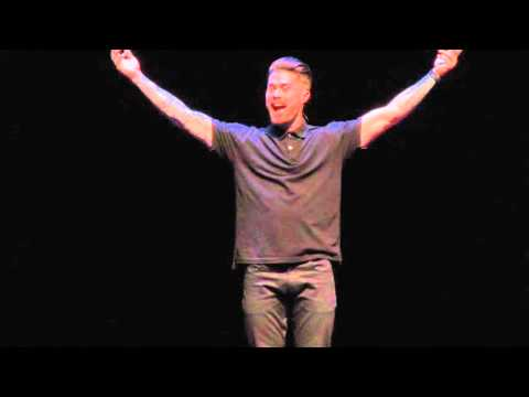 How to Surrender, and Win | Kyle Krieger | TEDxUNC