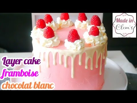Layer Cake Fraise Made In Clem S