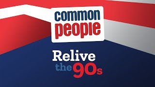 Common People , a Britpop Tribute - Promo