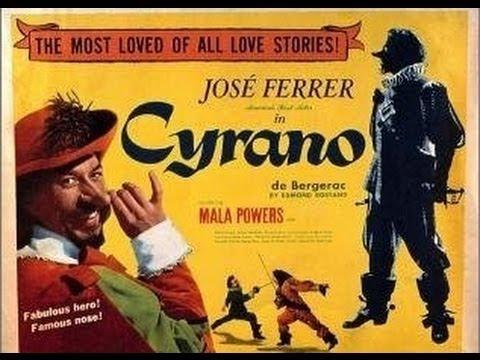 Cyrano De Bergerac (1950) [Drama/Romance/History]
