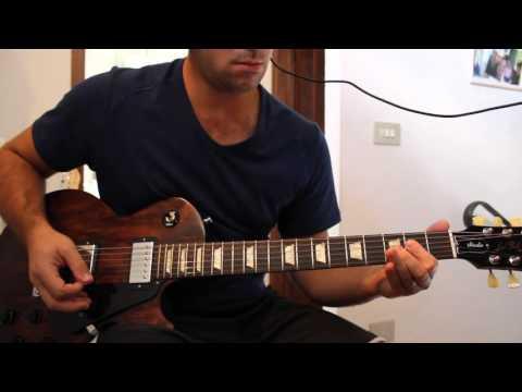 Timoria COVER chitarra Senza far rumore