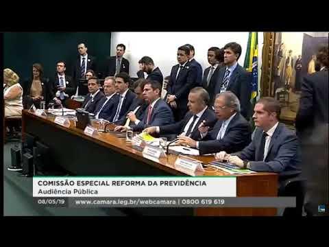 Comissão especial da Câmara discute reforma da Previdência