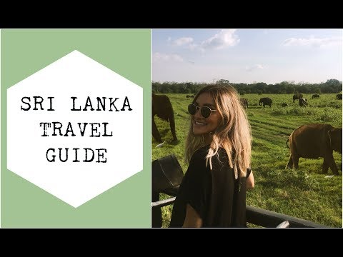 SRI LANKA TRAVEL GUIDE | madametamtam
