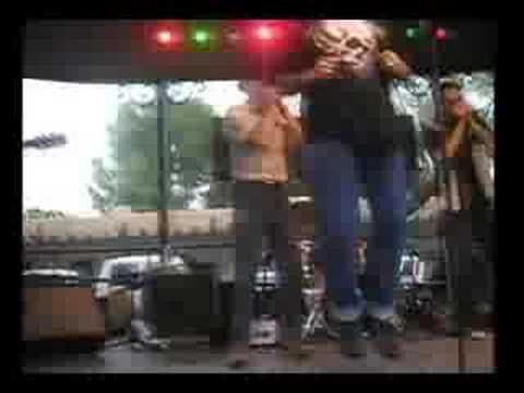 Albuquerque Blues Connection - Santa Fe Bandstand 2008