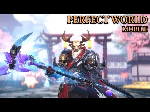 Grafis MAX & Dungeon Party - Perfect World Mobile (Android MMORPG)