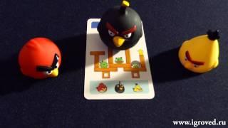 Angry Birds: Knock on Wood. Обзор настольной игры от Игроведа