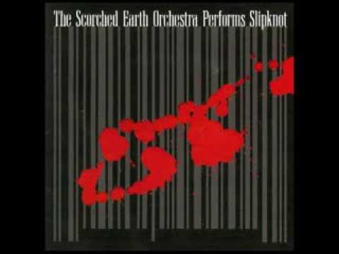 the scorched earth orchestra wait and bleed