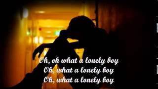 Andrew Gold - Lonely Boy (lyrics)