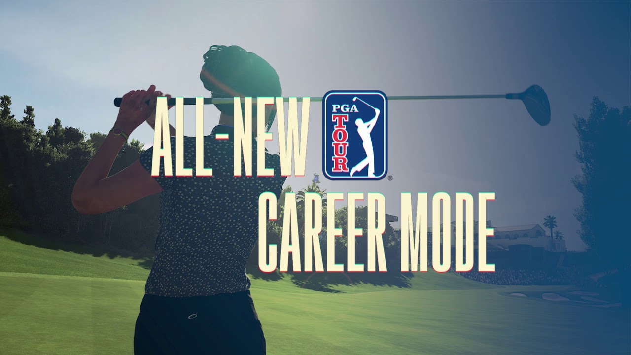 PGA TOUR 2K21 ANNOUNCE TRAILER AU - YouTube